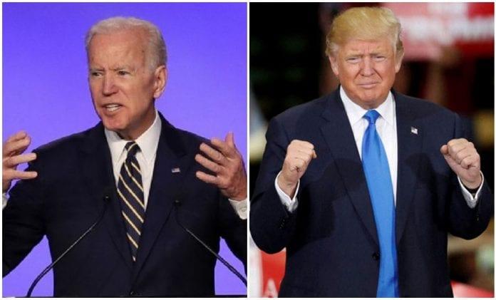 Joseph Biden, Donald Trump, US presidential polls, elections, Kamala Harris, racism, discrimination, poll campaign