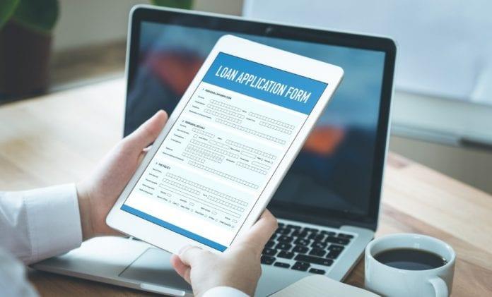 Money-lending app