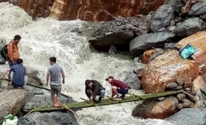 Shi-Yomi district, Arunchal Pradesh, bridge, China, Sino-India border, Indo-China border