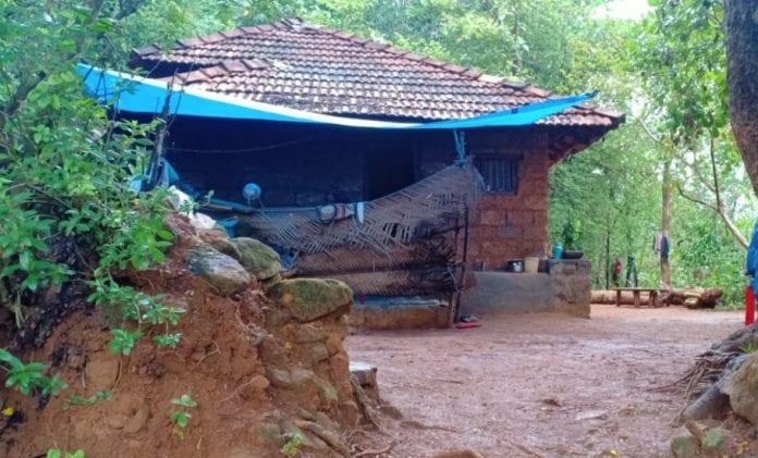 Devika's house