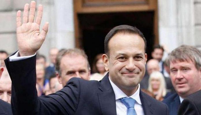 Ireland, Irish coalition pact, Leo Varadkar, Deputy PM, climate pact, Fine Gael, Fianna Fail