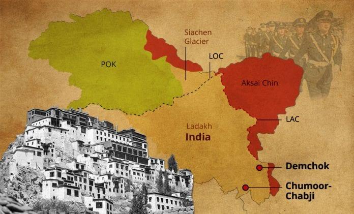 Ladakh Chinese