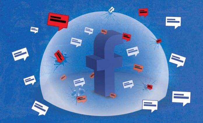 Facebook riots