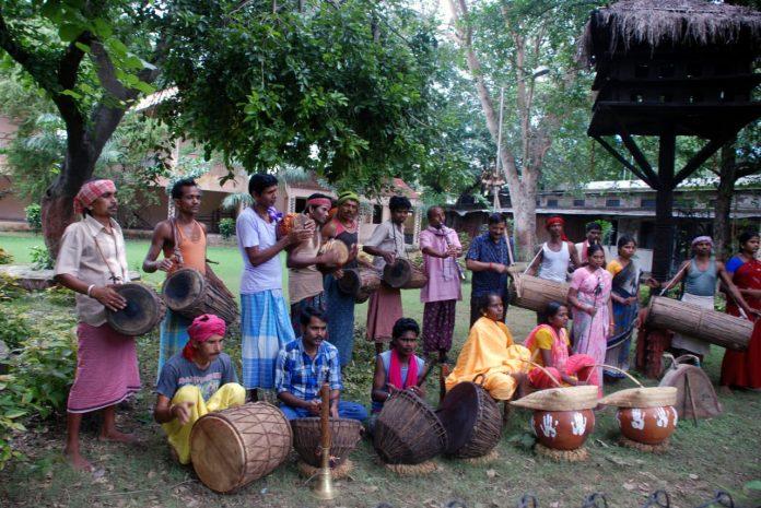 Abujhmad, Chhattisgarh, tribals