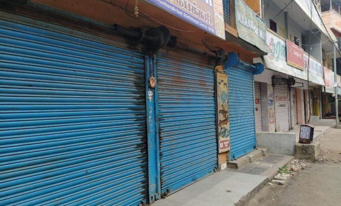 Lockdown, Chennai, Tamil Nadu