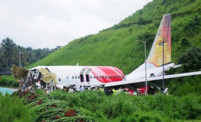 Air India, crash