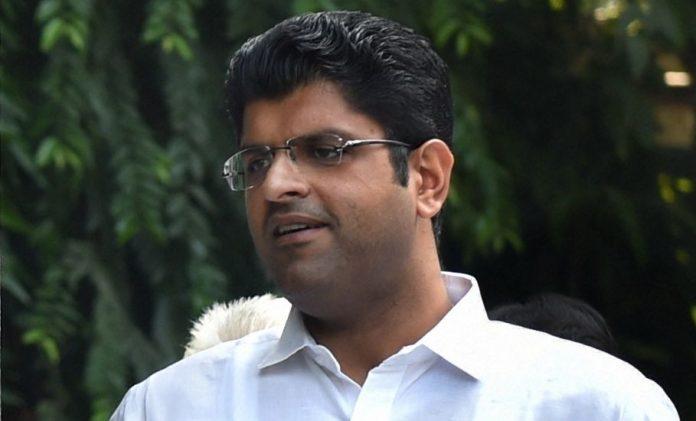 Dushyant, Chautala, JJP