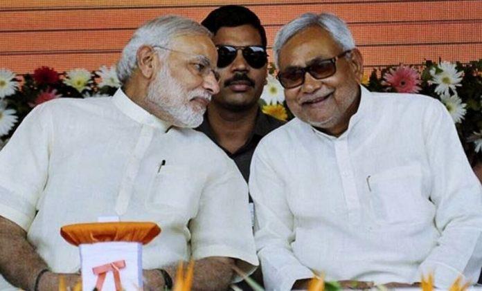Modi, Nitish