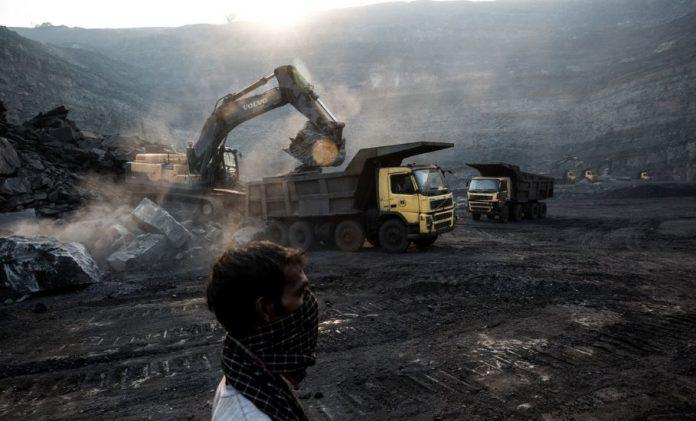 coal, mine, mining