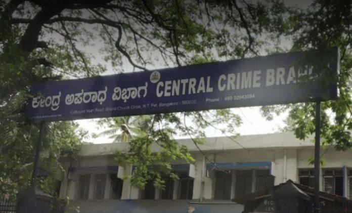 Central Crime Branch, CCB, drugs