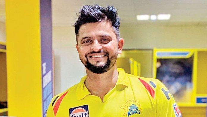 Suresh Raina, Chennai Super Kings, CSK, IPL, Indian Premier League, Dubai
