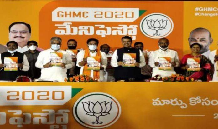BJP in Hyderabad