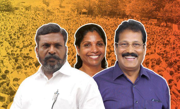 Dalit, VCK, Puthiya Tamilagam, Dalit party