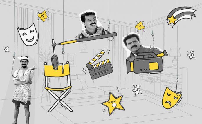 Home cinema, Kerala, cinema, home videos