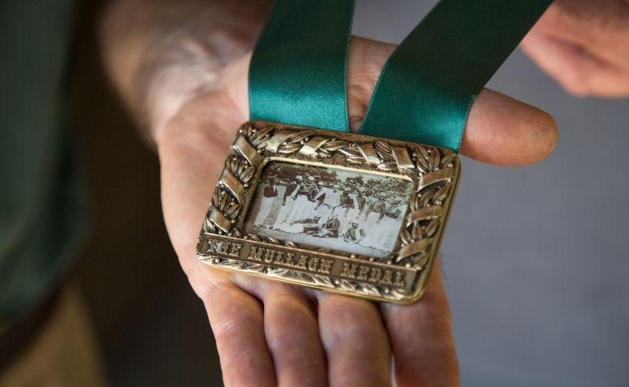 Mullagh medal