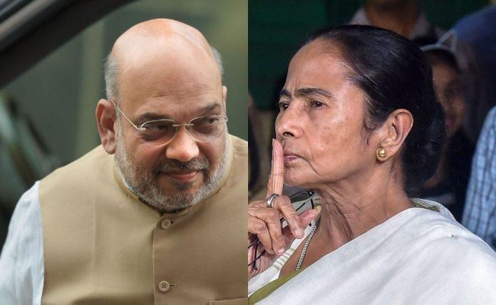 Shah vs Mamata