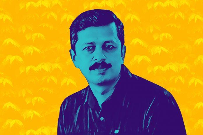 Writer Hareesh, Maoist, Jallikattu, Meesha, Moustache