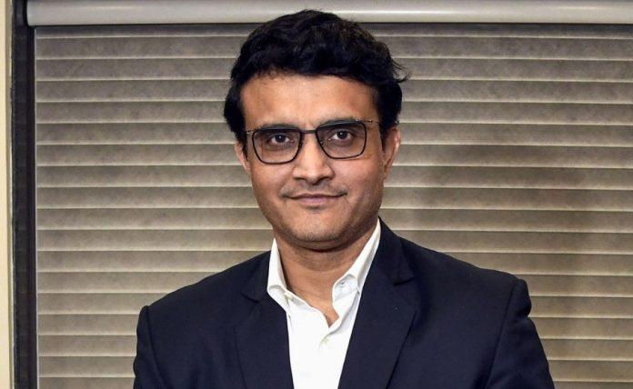 Sourav Ganguly, BCCI