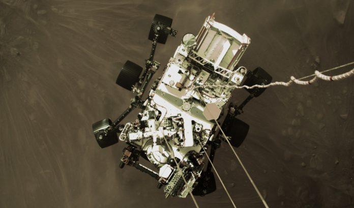 Mars, NASA, Life on Mars