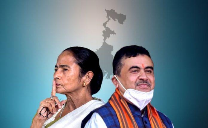 Mamata vs Suvendu