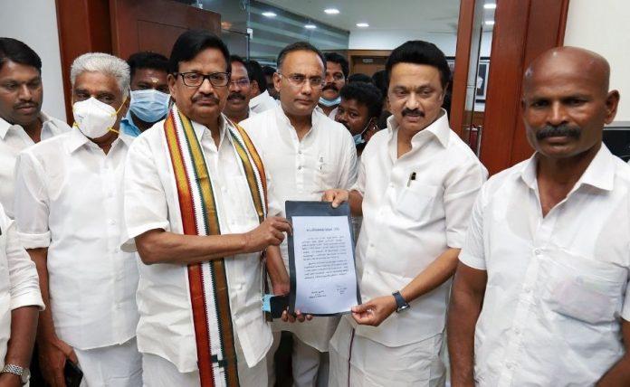 DMK-Congress