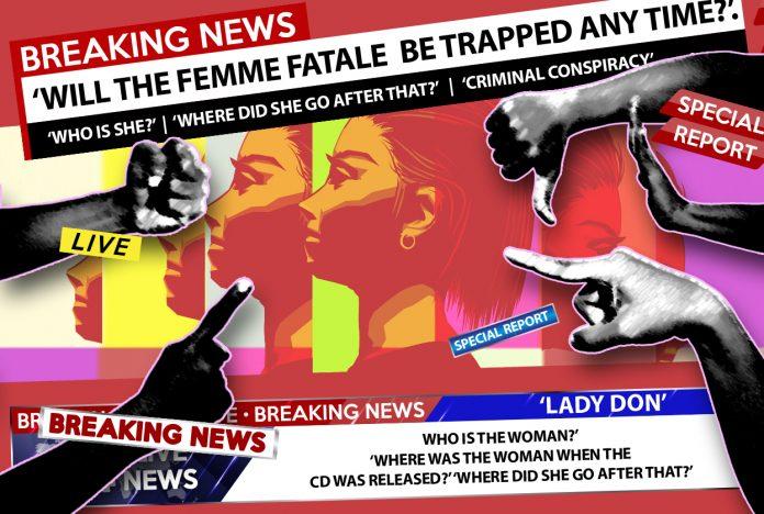 Misogyny media, Kannada news channel,