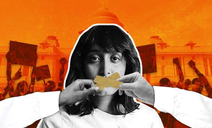 Sedition case, Disha Ravi