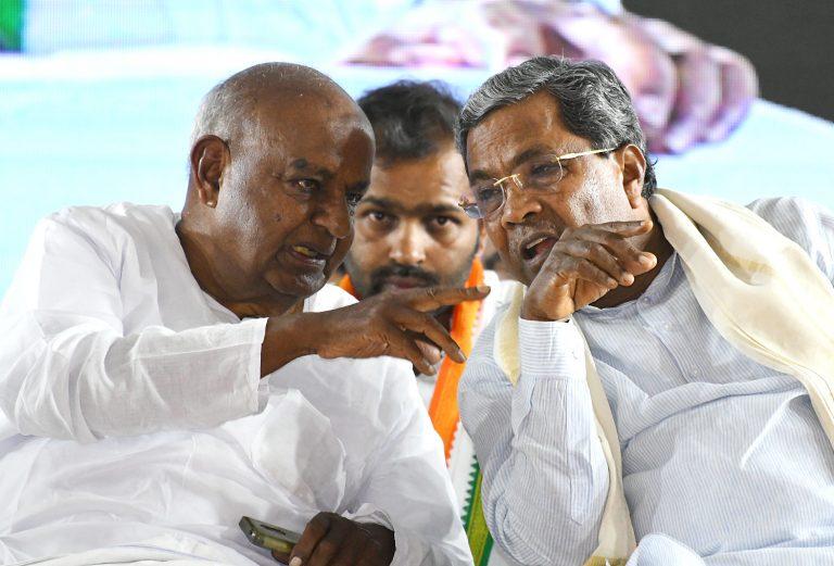 Karnataka alliance on edge, fate rests on outcome in Mandya, Mysore