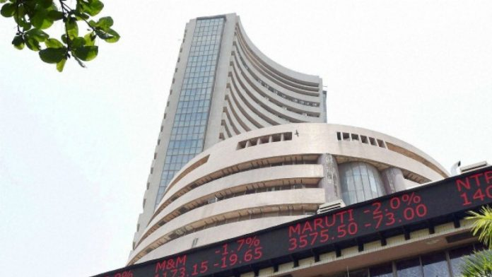 Sensex, Nifty, BSE, NSE, shares, points, Union Budget 2019, Nirmala Sitharaman, Finance Minister, The Federal, English news website