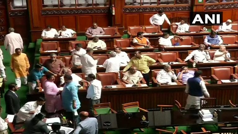 BJP releases candidates list for Legislative Council elections in Karnataka