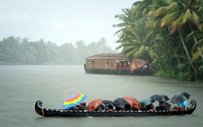 Kerala, rains, red alert, six districts, CM Pinarayi Vijayan, South West Monsoon, Bay of Bengal, The Federal, English news website