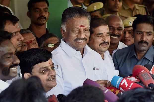 O Panneerselvam, reservation - The Federal