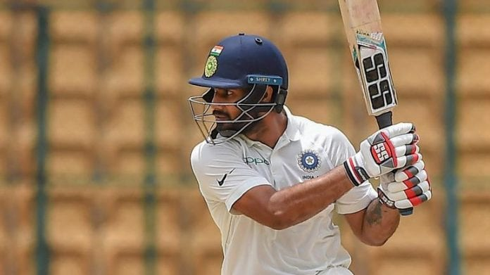 Hanuma Vihari, Test cricket, batting all-rounder, India tour of West Indies, South Africa tour of India, Proteas, Andhra skipper, Virat Kohli