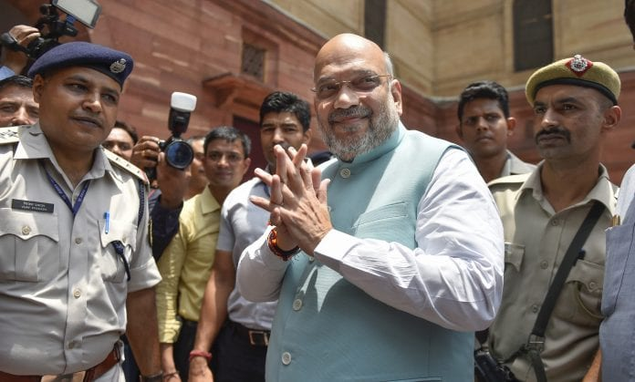 Amit Shah, Jammu and Kashmir, Article 35A, special status, security meeting, The Federal, English news website