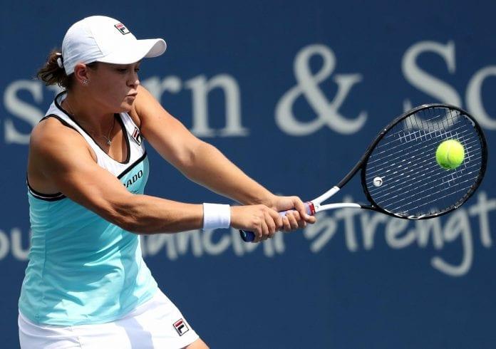 Ashleigh Barty, Naomi Osaka, Cincinnati masters, WTA, ATP, Tennis, english news website, The Federal