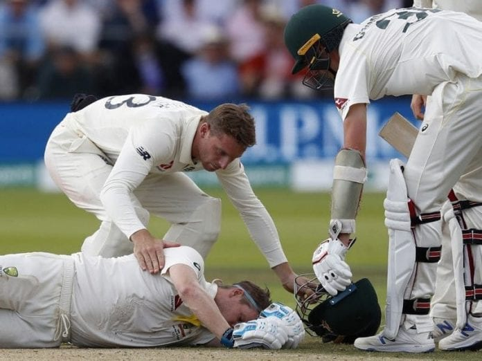 Steve Smith, Ashes series, Ashes third test, Cricket, Jofra Archer, bouncer, retire hurt, english news website, The Federal