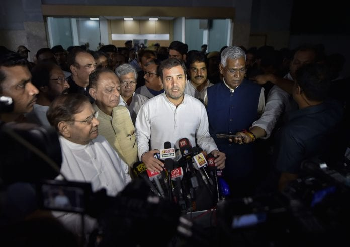 Rahul Gandhi Opposition Leaders Jammu and Kashmir