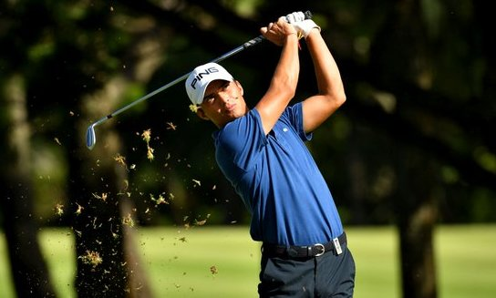 Panasonic Open Golf Championship, Ajeetesh Sandhu, Rahil Gangjee, Toshinori Muto, Top-10