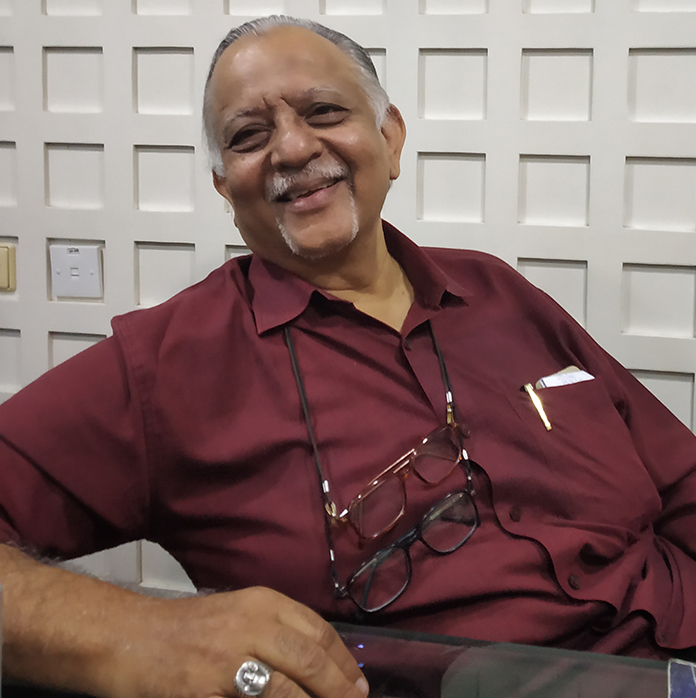 Sunil R Parekh, co-chairperson, Gujarat Chamber of Commerce and Industry