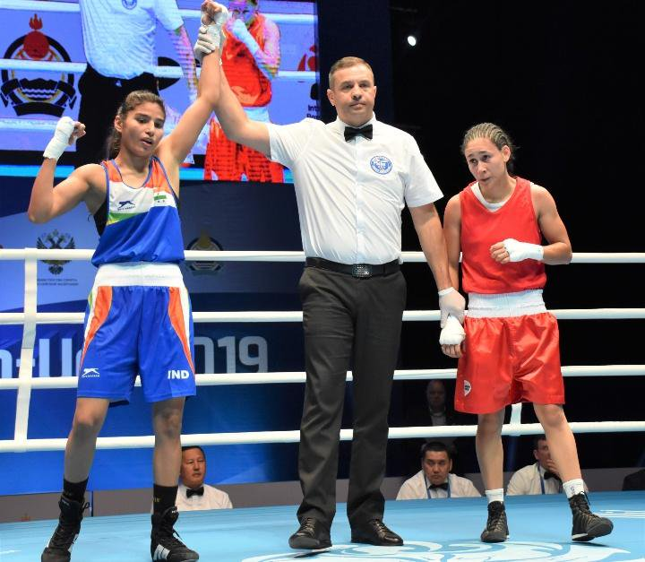 Manju Rani enters final; Mary Kom, Boro clinch bronze in World Championships