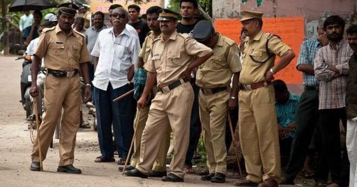 Kerala police woman murders poison