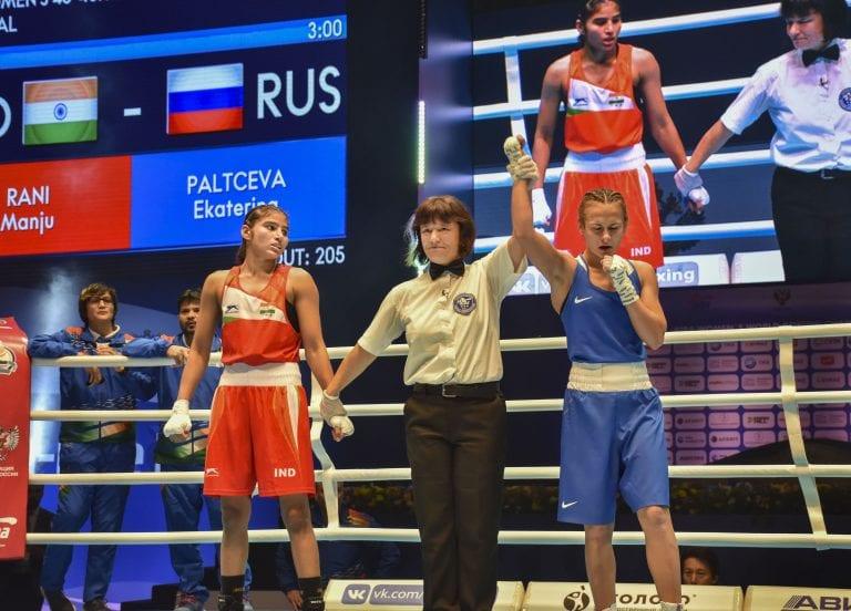 Debutant Manju Rani ends World Championships run with silver