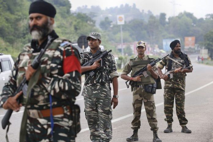 Jammu and Kashmir, Union Territory, police, law and order, Centre, central government, Article 370, Constitution, special status, shutdown, Kashmir valley, restrictions, Jammu and Kashmir Reorganisation Act