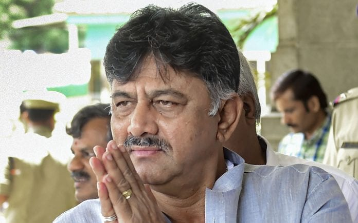 DK Shivakumar, Shivakumar, Chidambaram, Money laundering case, Chidambaram
