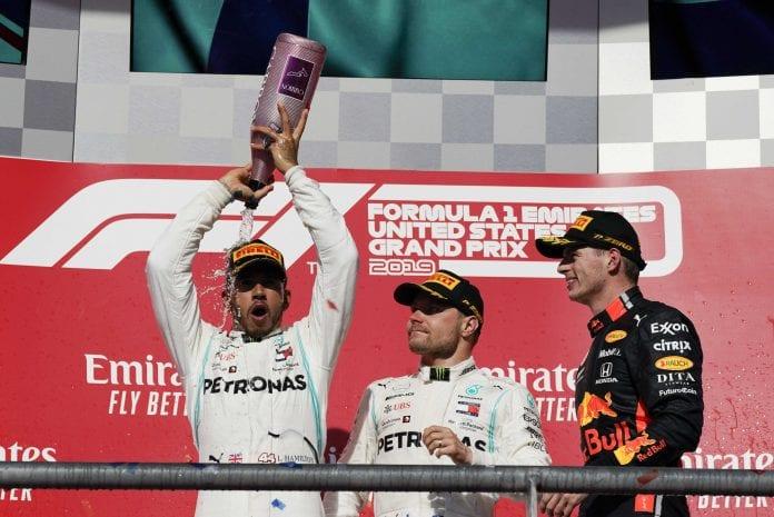 Lewis Hamilton, sixth world title, United States Grand Prix, Max Verstappen, Valtteri Bottas, Michael Schumacher, Mercedes, Red Bull,