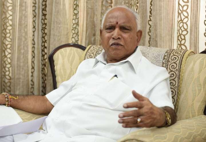 BJP overrules BSY's choice for Karnataka legislative council polls