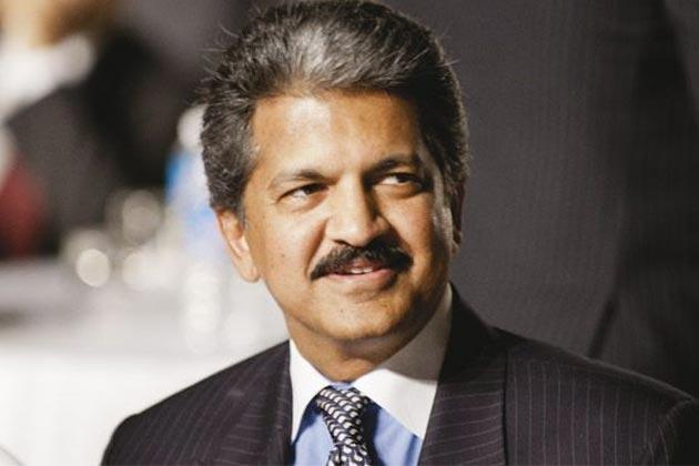 Anand Mahindra, mentor, non-executive chairman, Mahindra Group, Executive Chairman, Pawan Goenka, Managing Director, Chief Executive