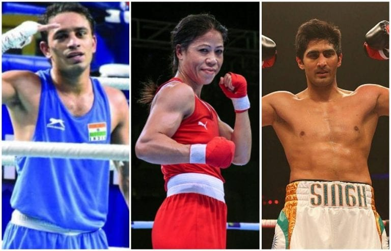 Panghal, Kom, Vijender find highs amid lows for Indian boxing in 2019