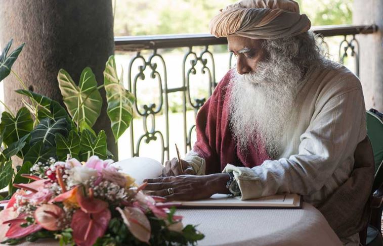 Spiritual leader Sadhguru's new book to demystify death