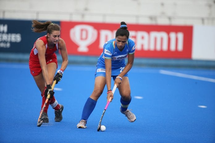 Rani Rampal, FIH, Hockey India, World Games Athlete of the Year, 2020 Tokyo Olympics, Indian Hockey, Indian women's hockey team